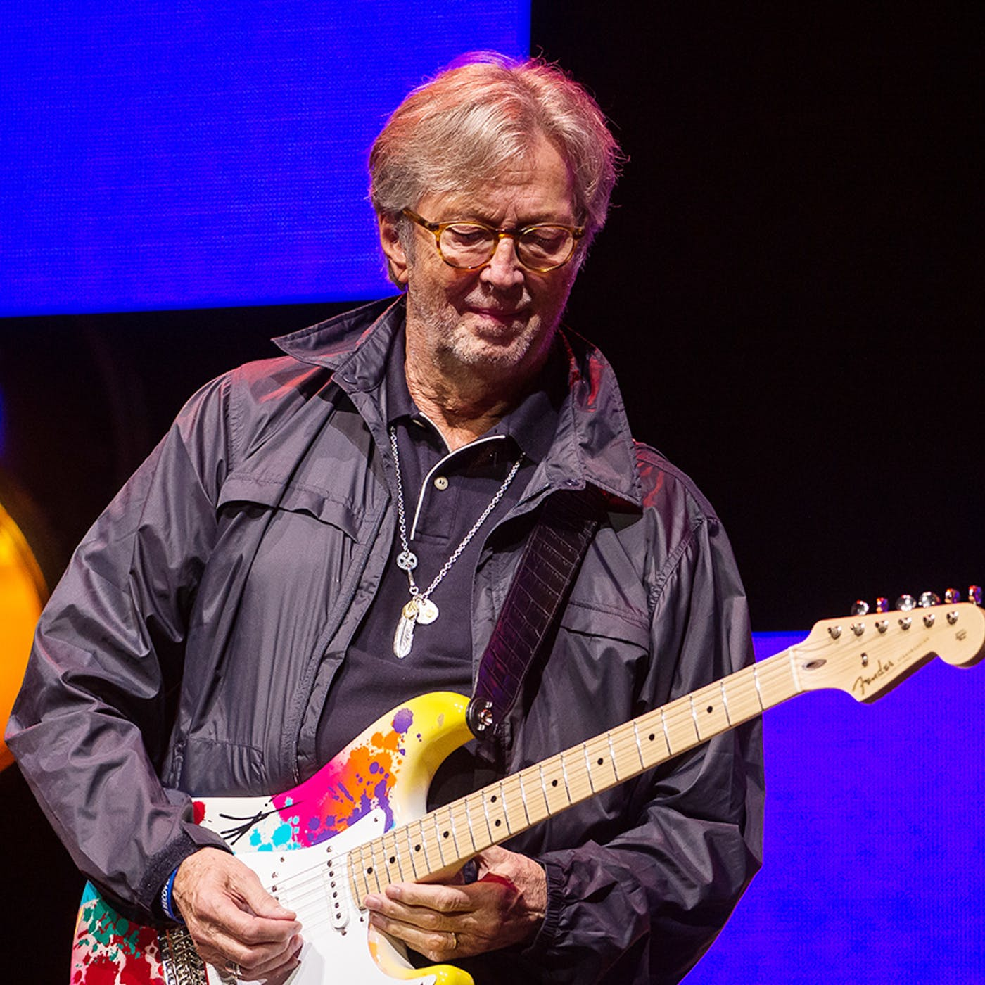 Eric Clapton Makes Dallas The Center Of The Guitar Universe Once More Texas Monthly