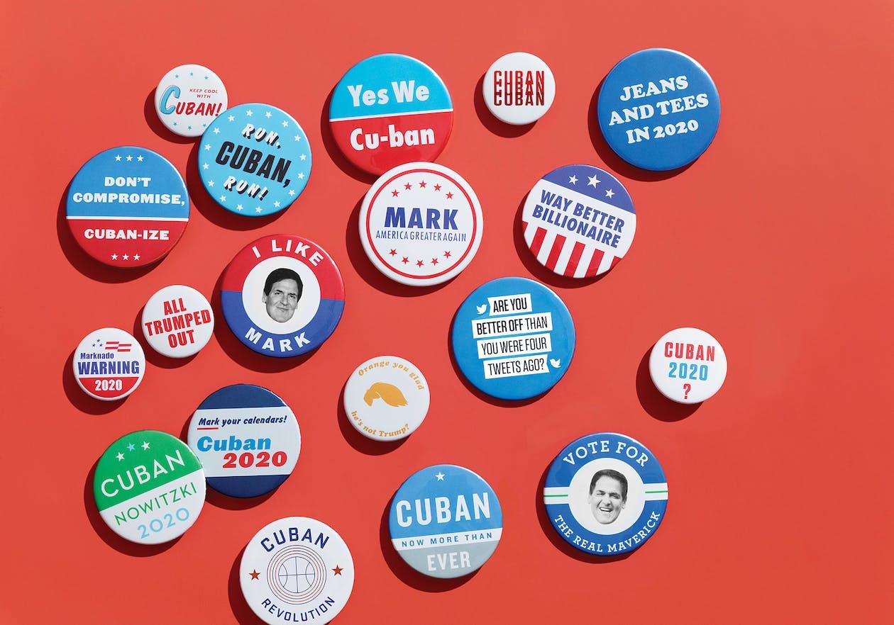 Cuban Button Photograph
