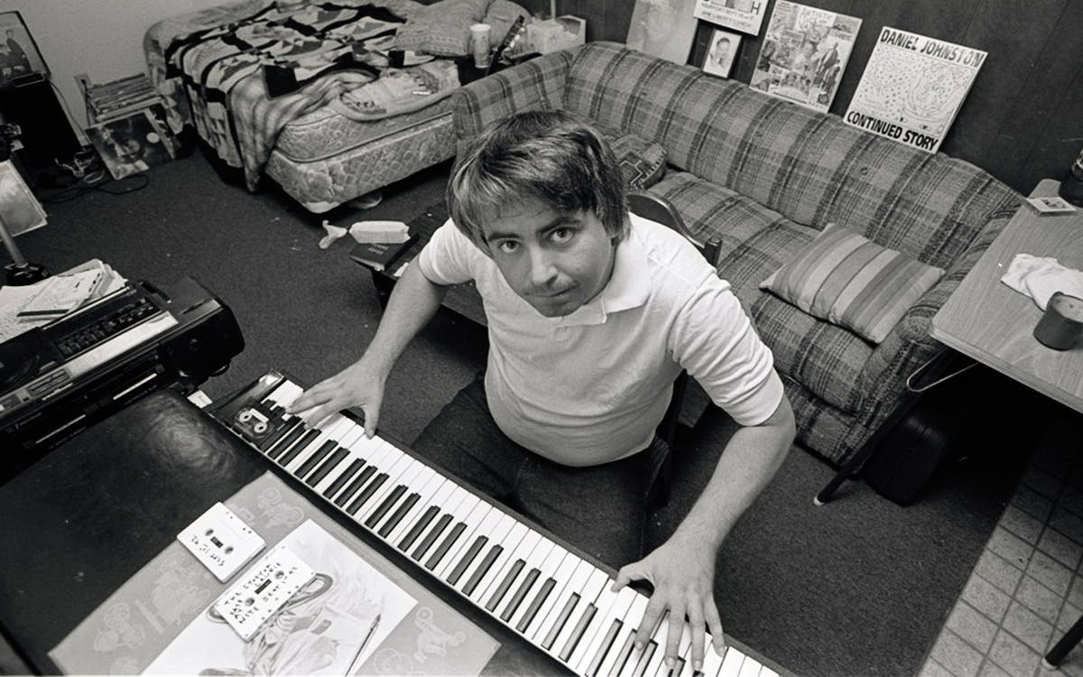 Daniel Johnston Will Live On In Ways Few Artists Get To