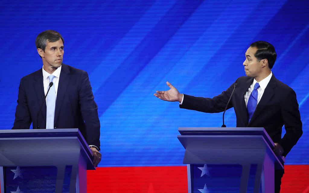 Four Takeaways from the Democratic Debate in Houston