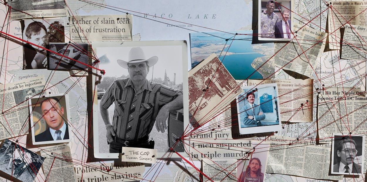 Waco Murders Collage