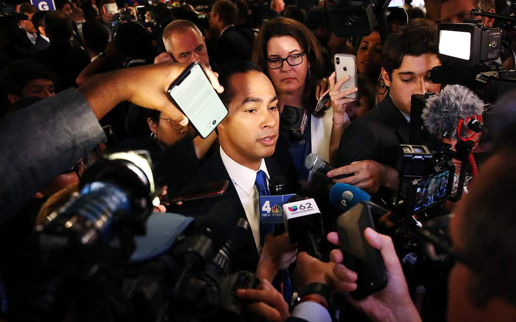 Why Julián Castro Should Stay in the Presidential Race