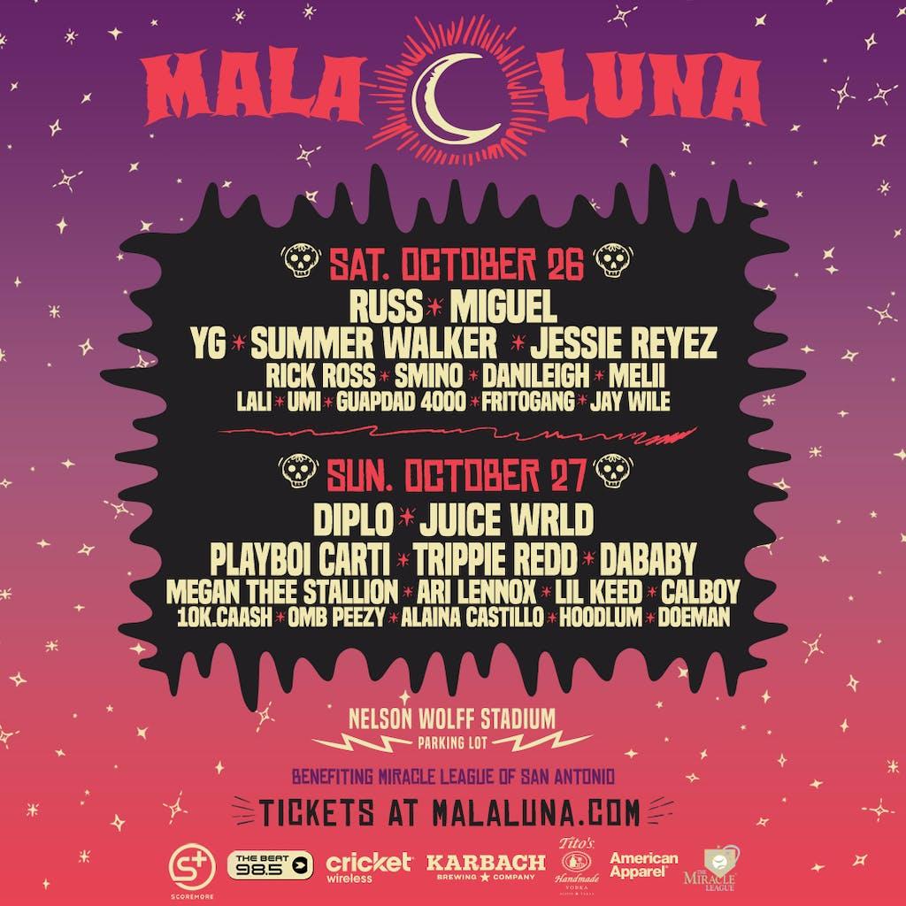 Mala Luna Music Festival 2019 Texas Monthly