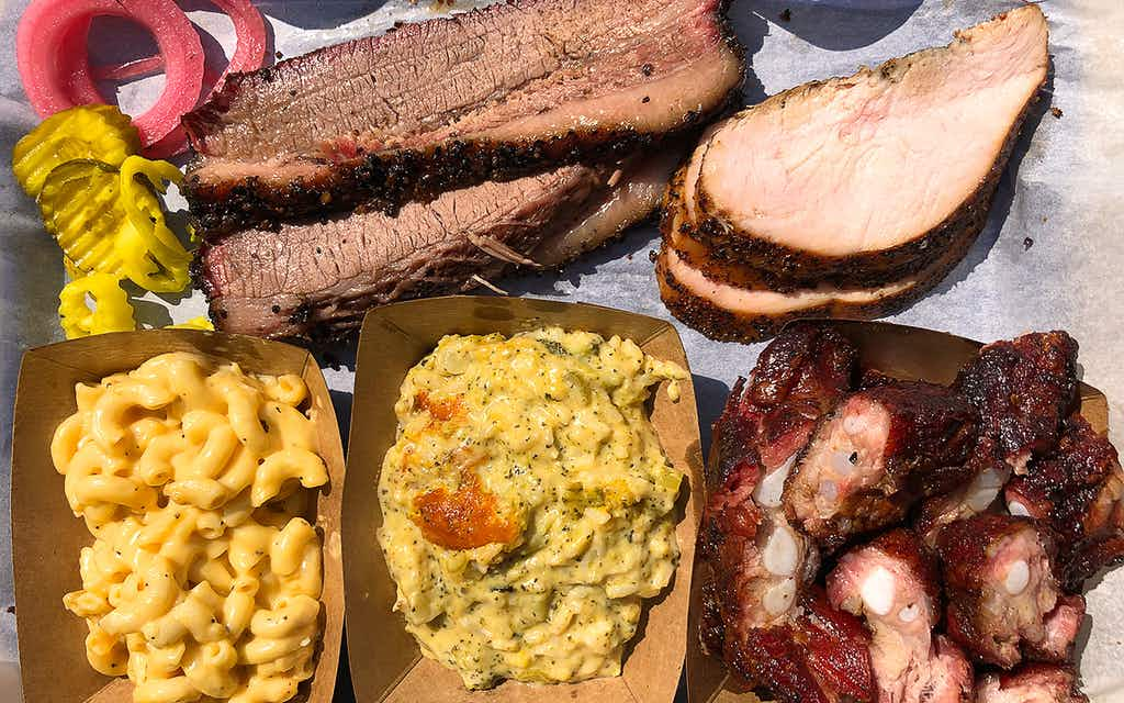 Smoke-A-Holics BBQ Is Helping to Revitalize Southeast Fort Worth