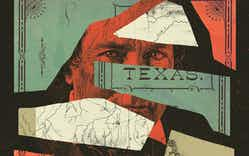 TEXAS HISTORY Illustration