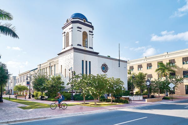 Market Square Brownsville