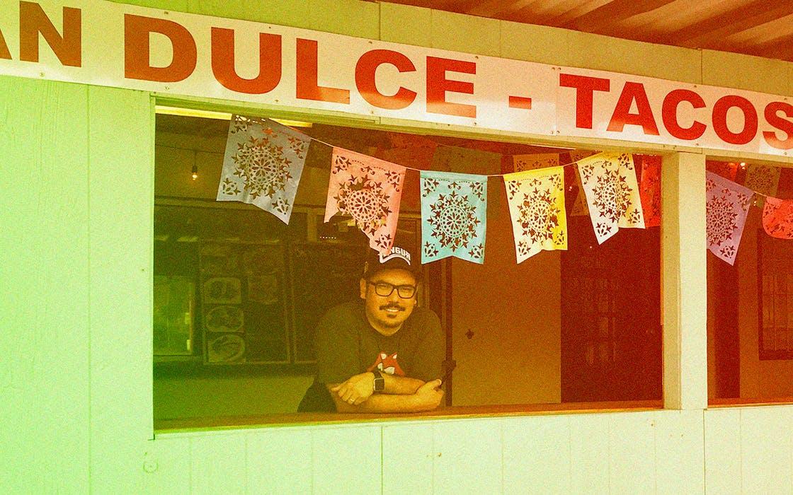 Jose Ralat taco editor