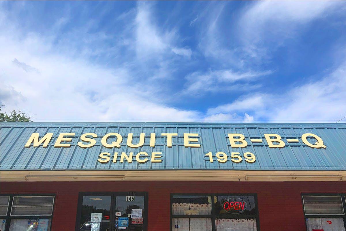 Mesquite's BBQ