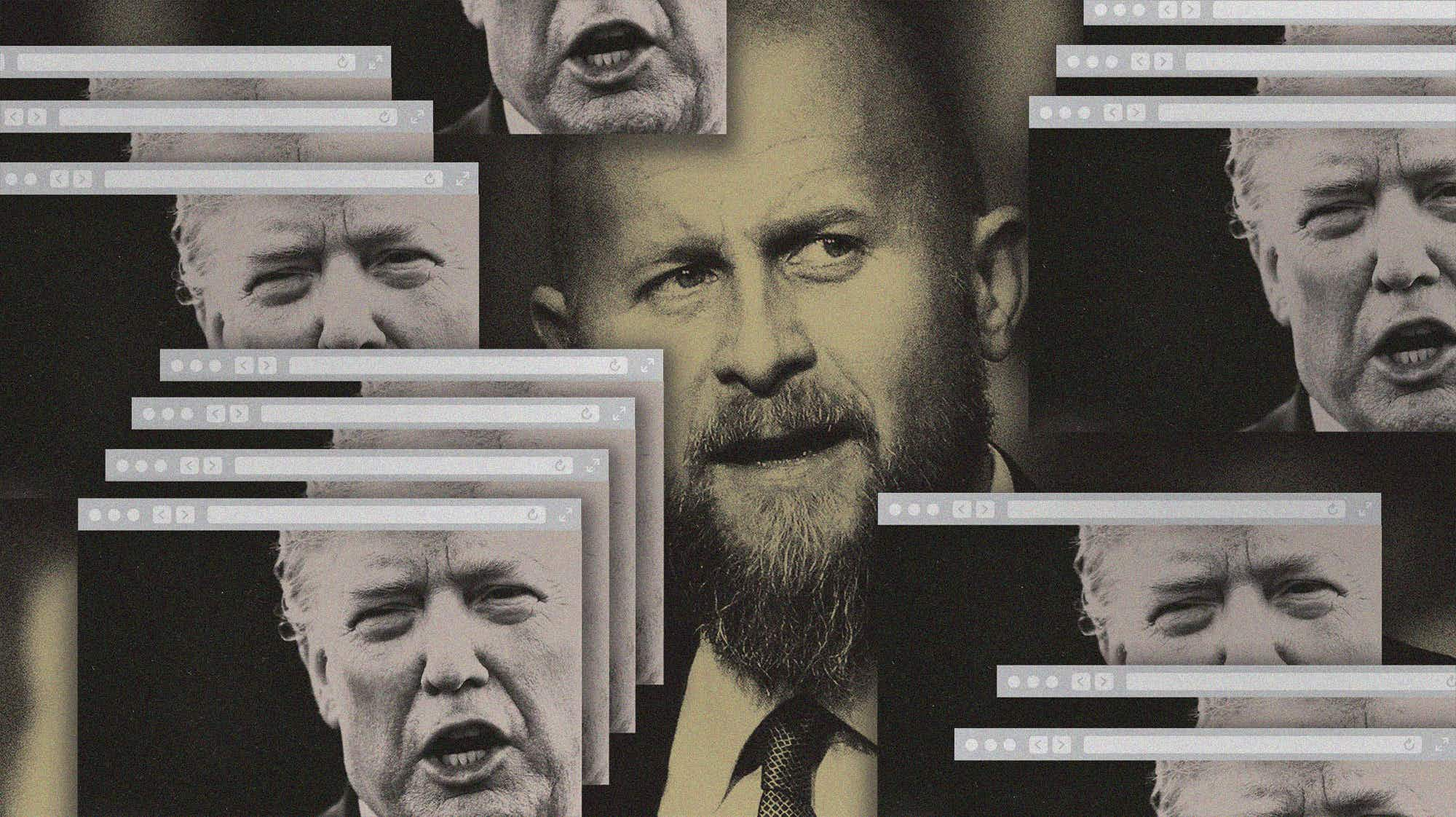 Trumps Budget Takes Aim At My Sweet Son >> Brad Parscale Won Big In 2016 Can He Win Again As Donald