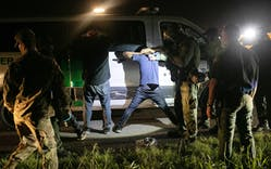 Border Patrol detains boy