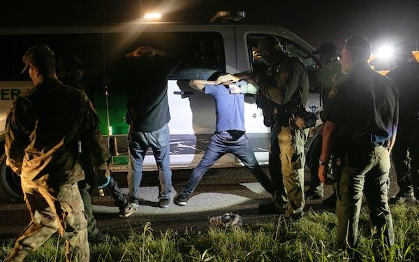Border Patrol detains boy