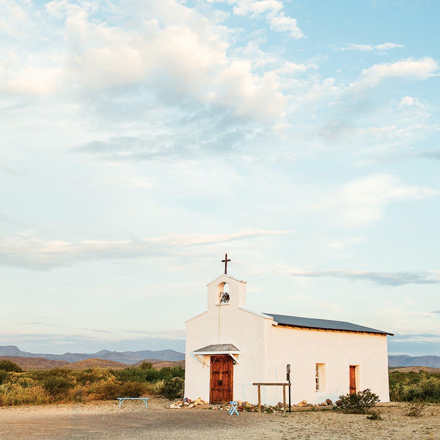 Calera Chapel Is A Spiritual Oasis In