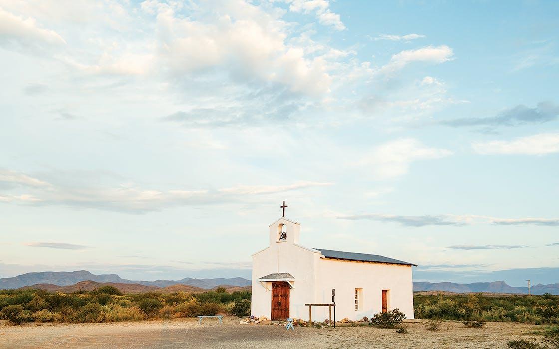 Calera Chapel in Calera.