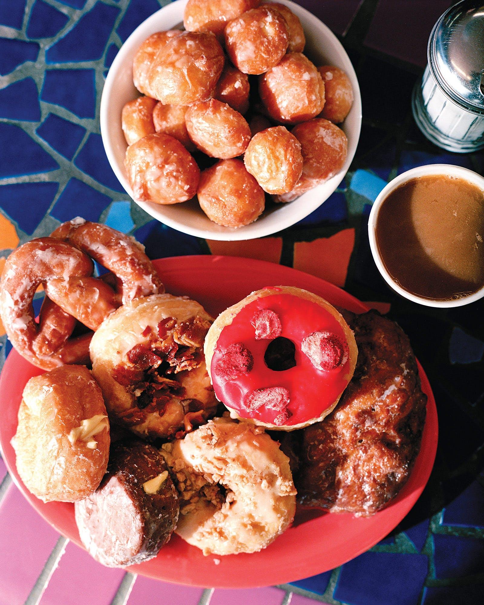 Original Donut Shop san antonio holidays