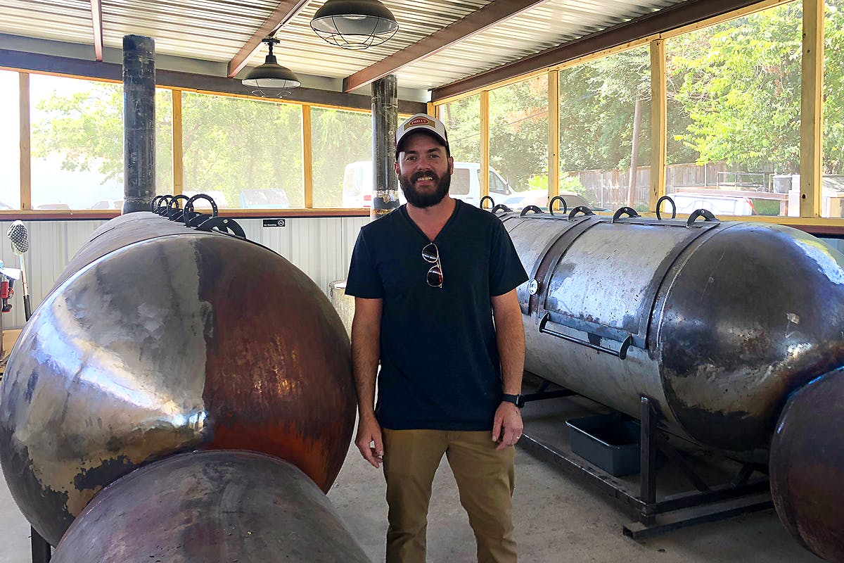Waco BBQ Owner