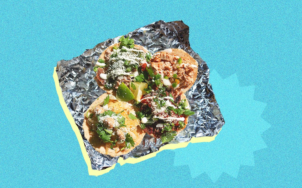 Taco of the Week: The Bird's Nest at Bad Spanish