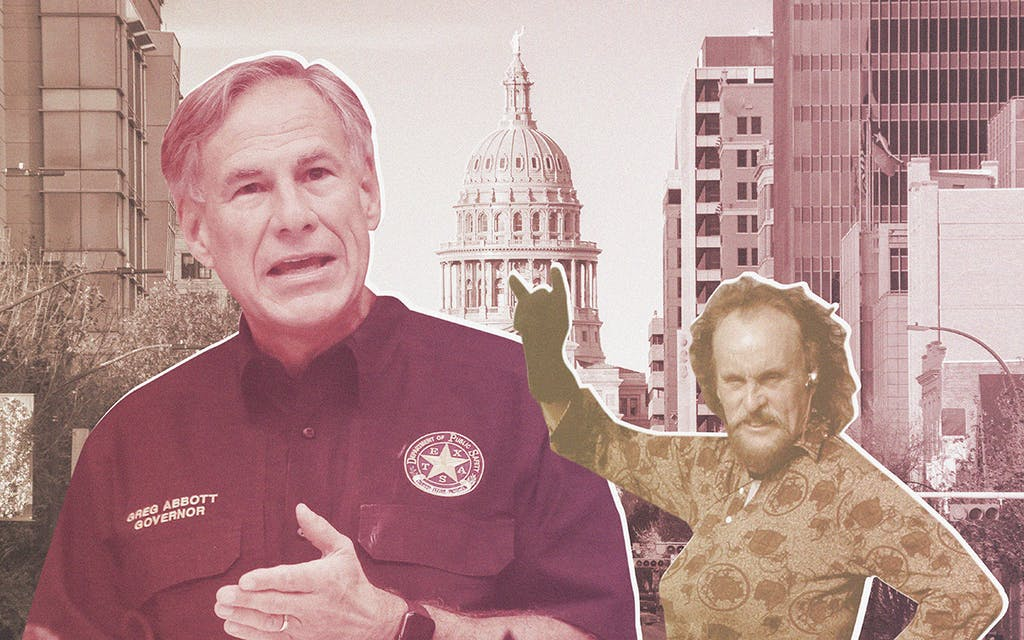 In the Name of Leslie Cochran, Will the Governor Please Leave Austin Alone?