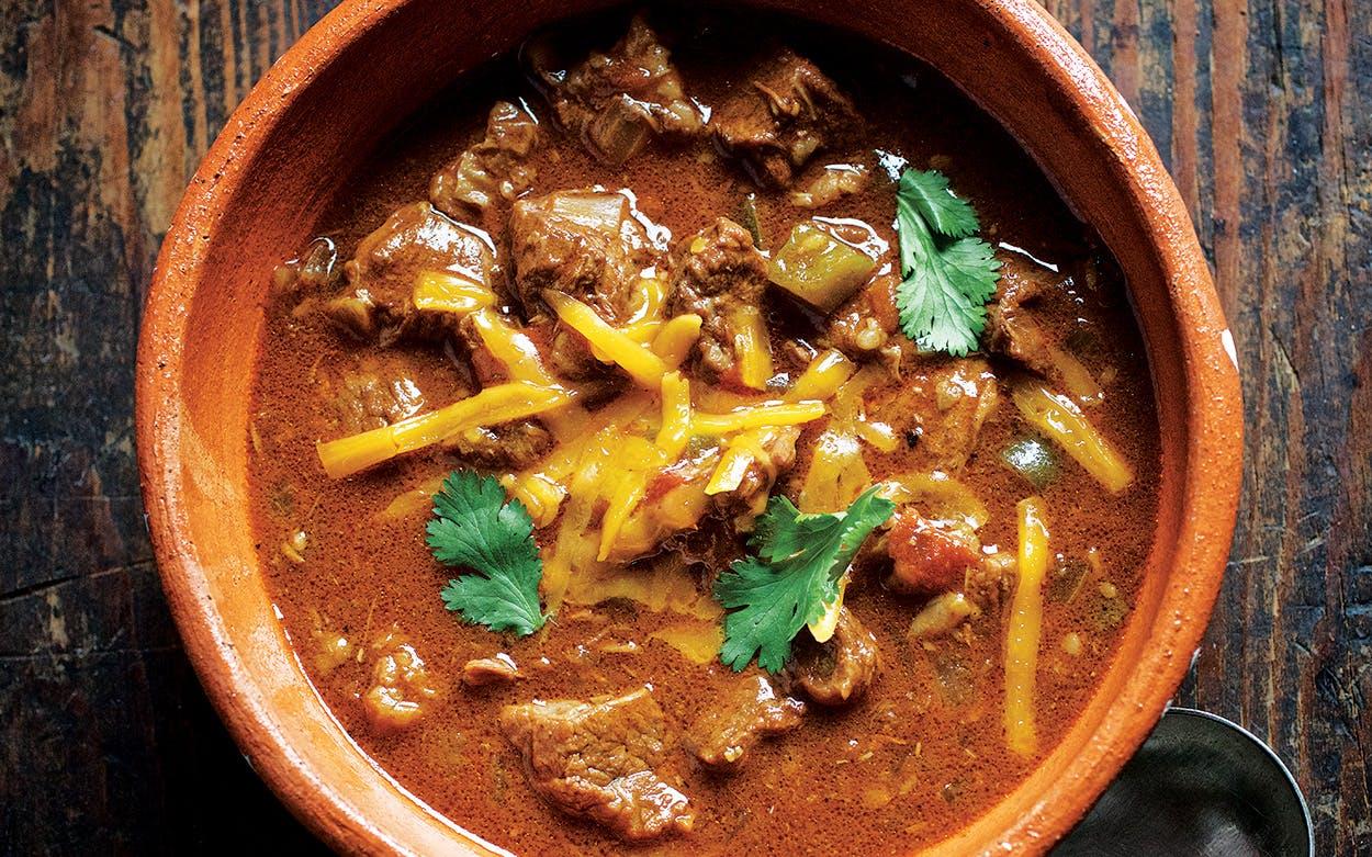 Carne Guisada recipe for vittles