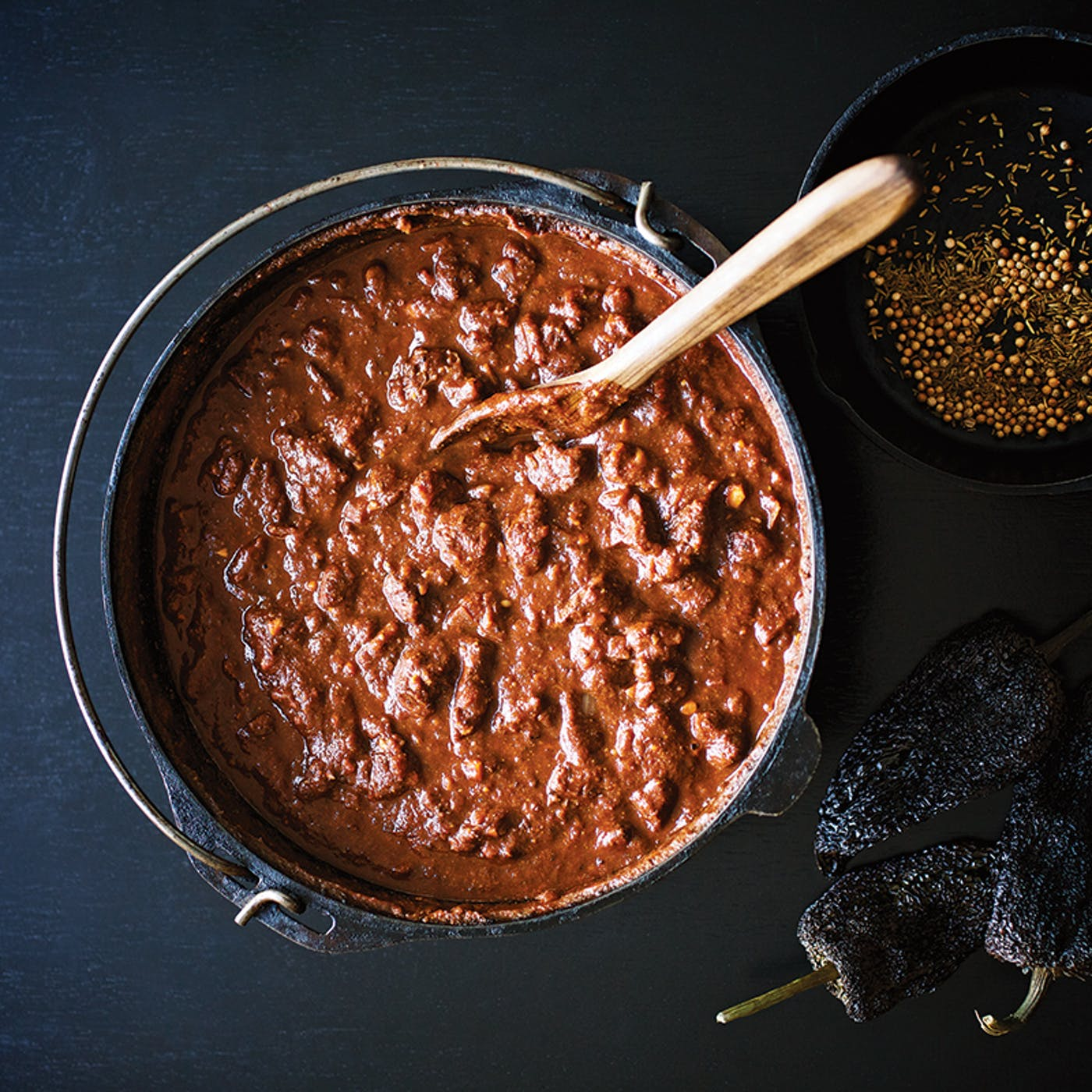 A Chili Recipe With No Beans