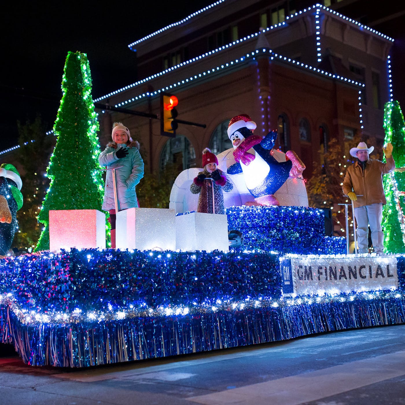 2019 Fort Worth Parade Of Lights Texas Monthly