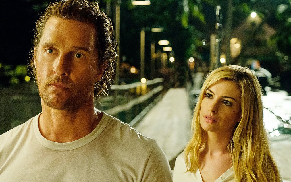 """Texas Monthly Recommends: Matthew McConaughey in So-Bad-It's-Good """"Serenity"""""""