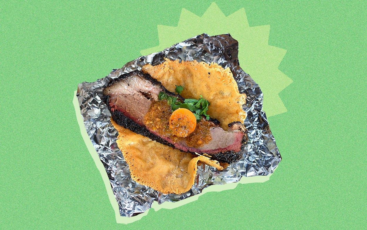 El Corazon taco of the week