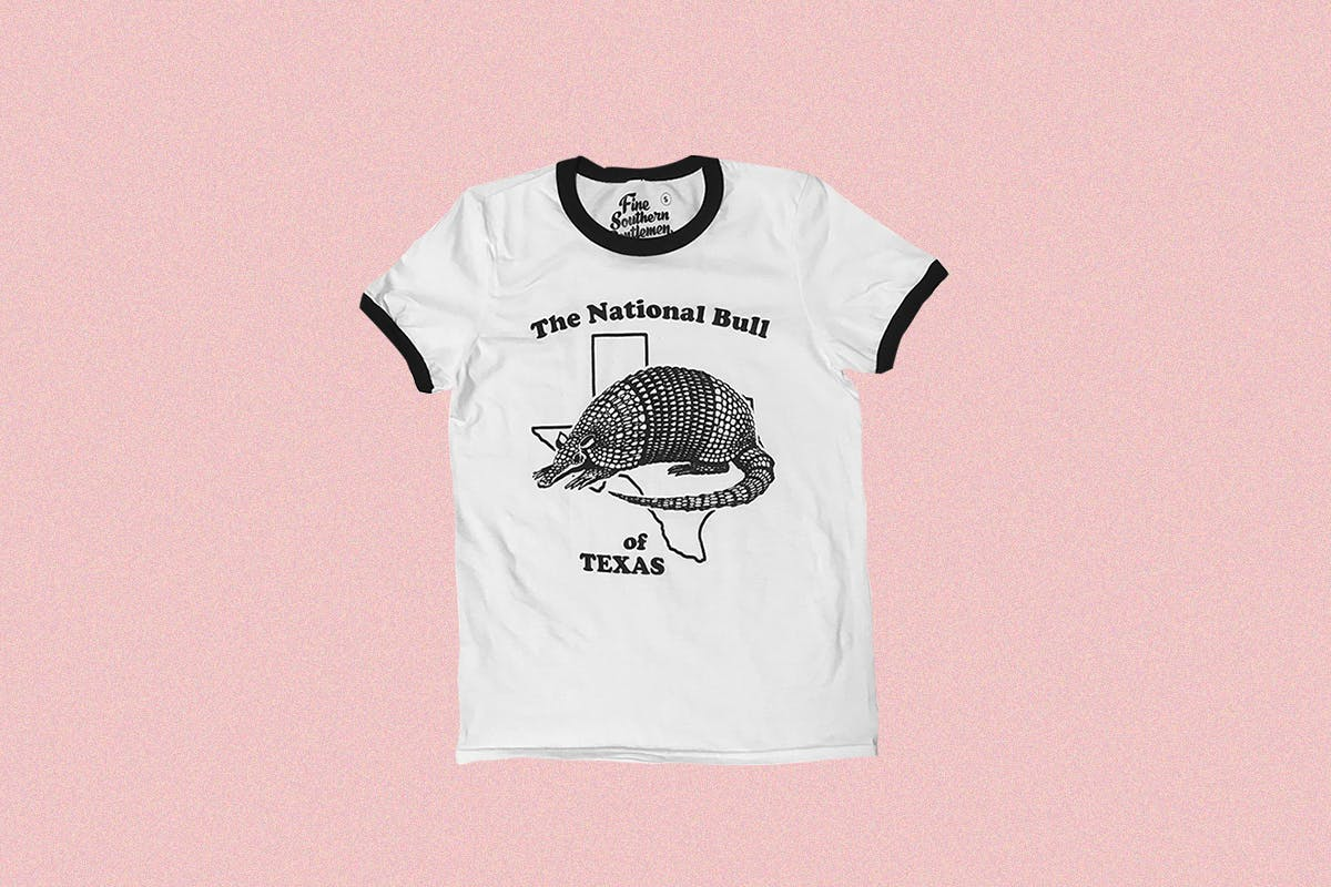 GIFT GUIDE 1119 the national bull tshirt