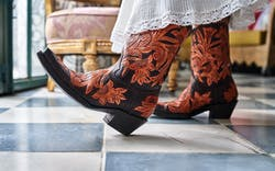 cisneros boots