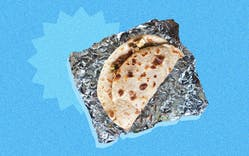 Sylvia's Breakfast Taco
