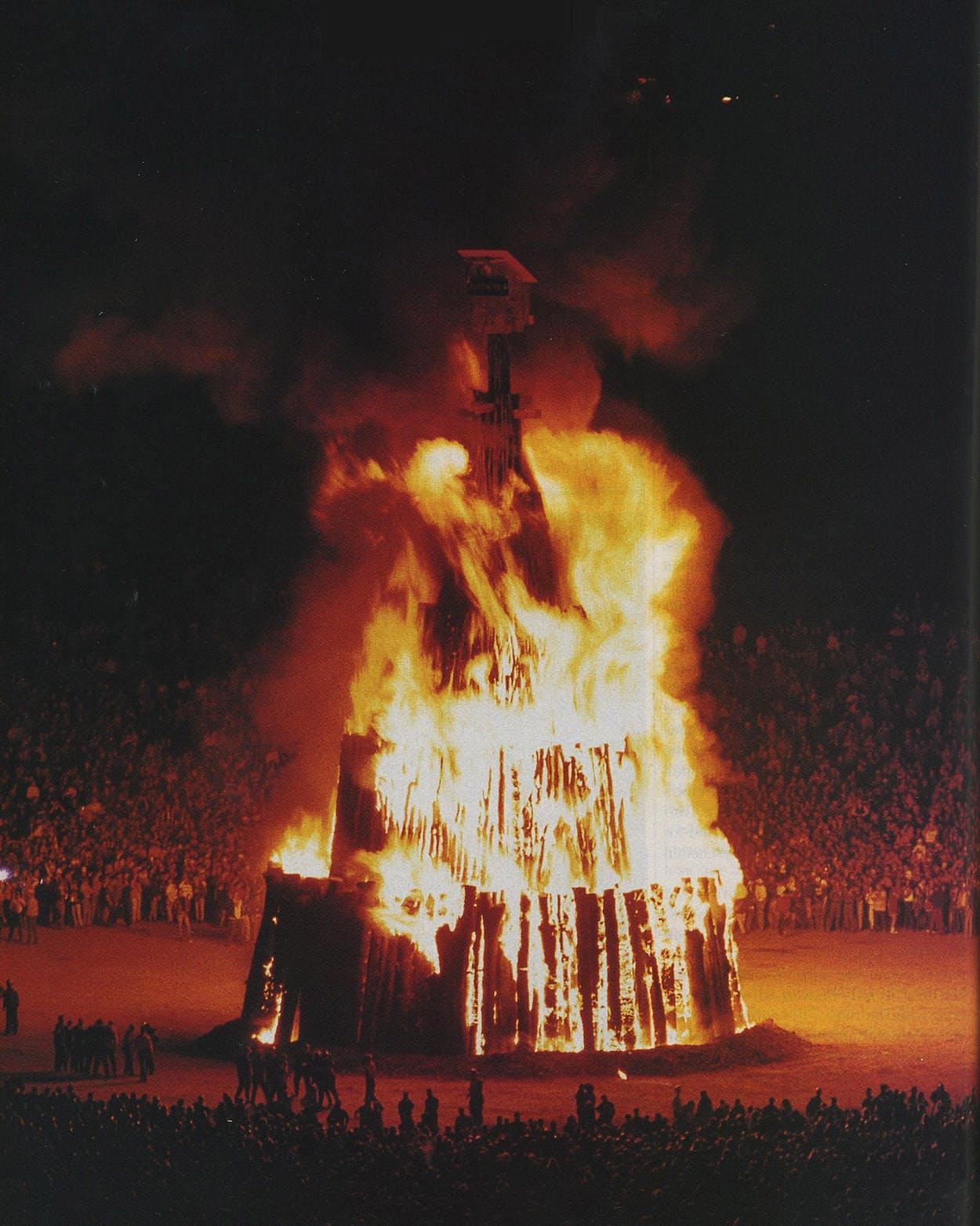 aggie bonfire tragedy
