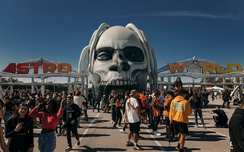 Travis Scott Proves His Festival's Staying Power at the Second Annual Astroworld