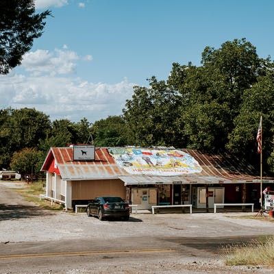 Colorado Bend State Park Bend General Store