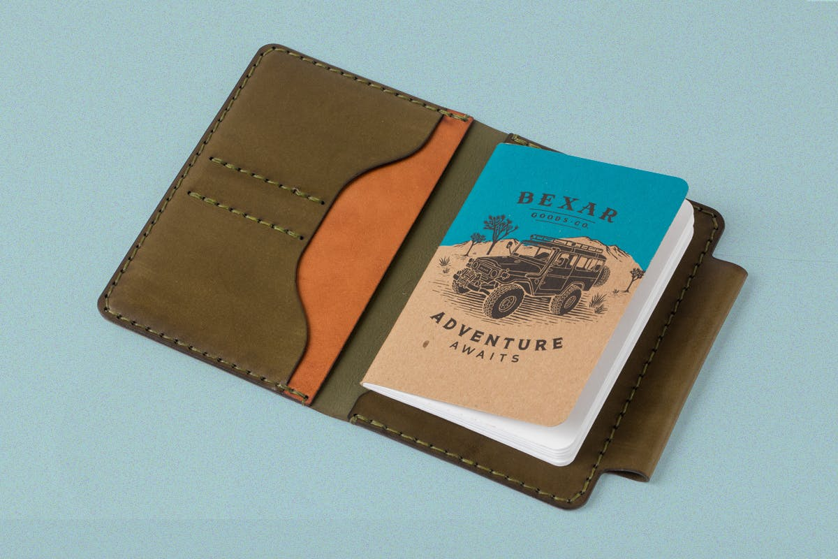 field notes passport texas gift guide