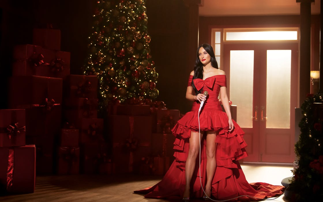 Kacey Musgraves hosting The Kacey Musgraves Christmas Show