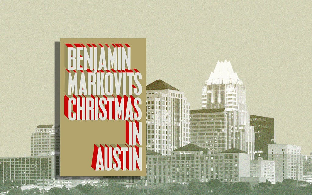 A Changing Austin, as Seen by One of England's Leading Novelists