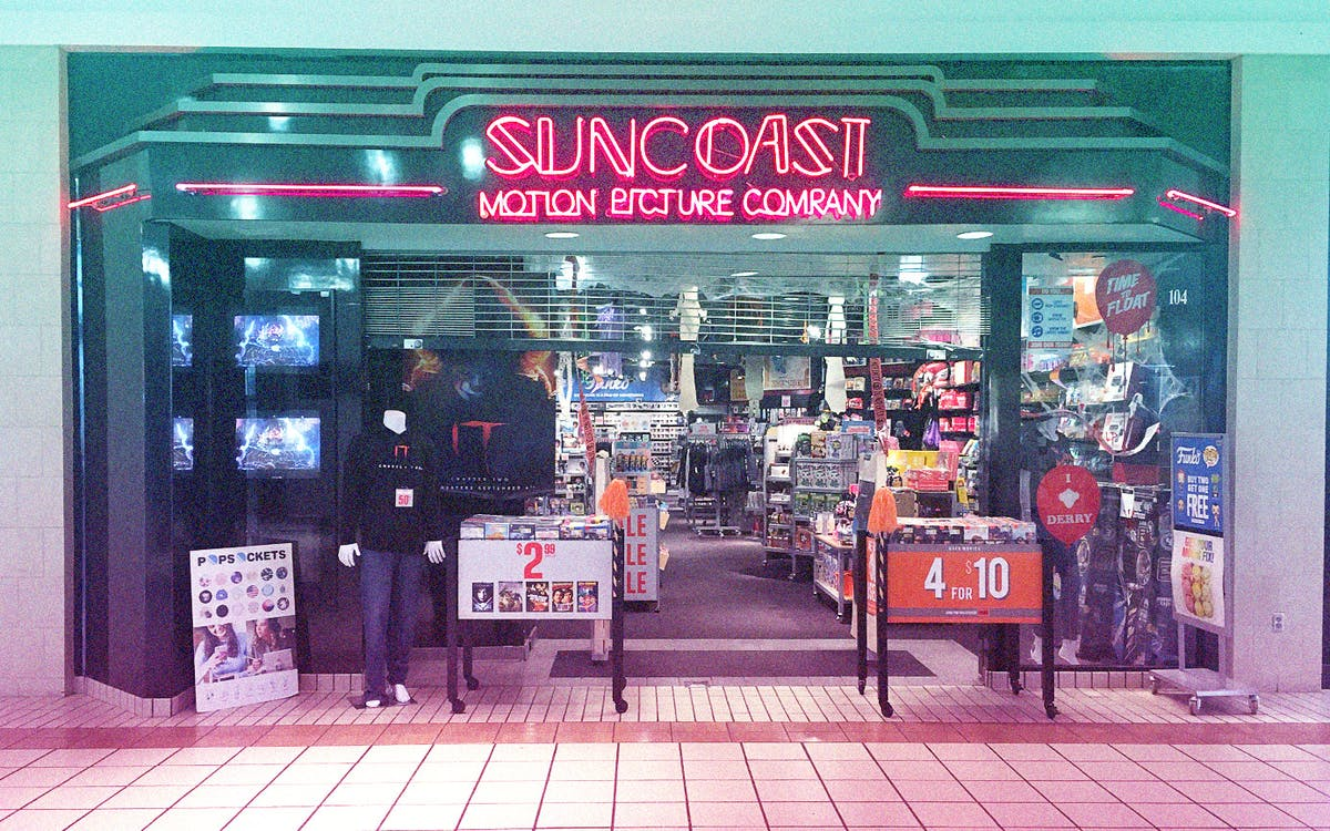 The Suncoast Motion Picture Companys Last Stand Is