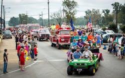 Zwolle tamale fiesta parade