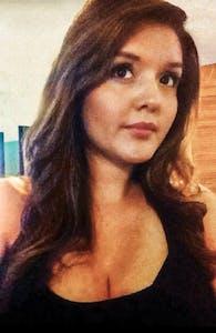 Brenda Delgado selfie