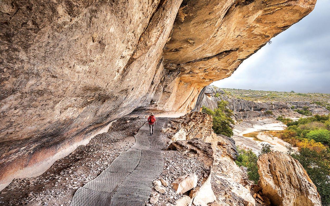 Rock Art Archaeologist Vicky Roberts