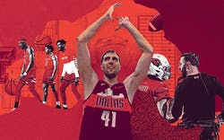 kingsbury, nowitzki, and texas tech