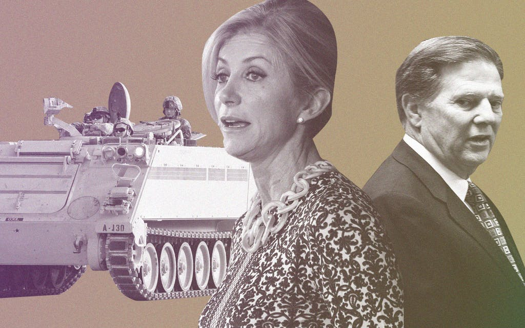 The Last Decade's Ten Worst Years in Texas Politics