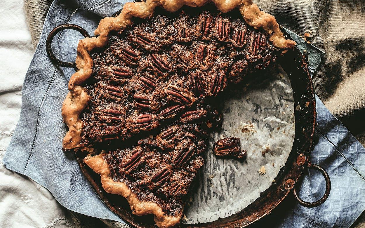 Jubilee cookbook december-cook-book-Southern-Pecan-pie
