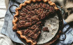 Jubilee cookbook december-cook-book-Southern-Pecan-pie