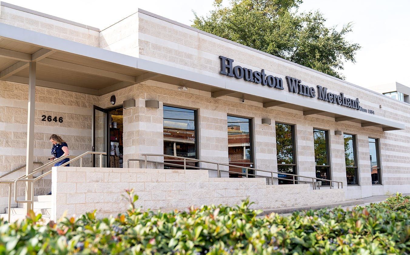 Best wine shops