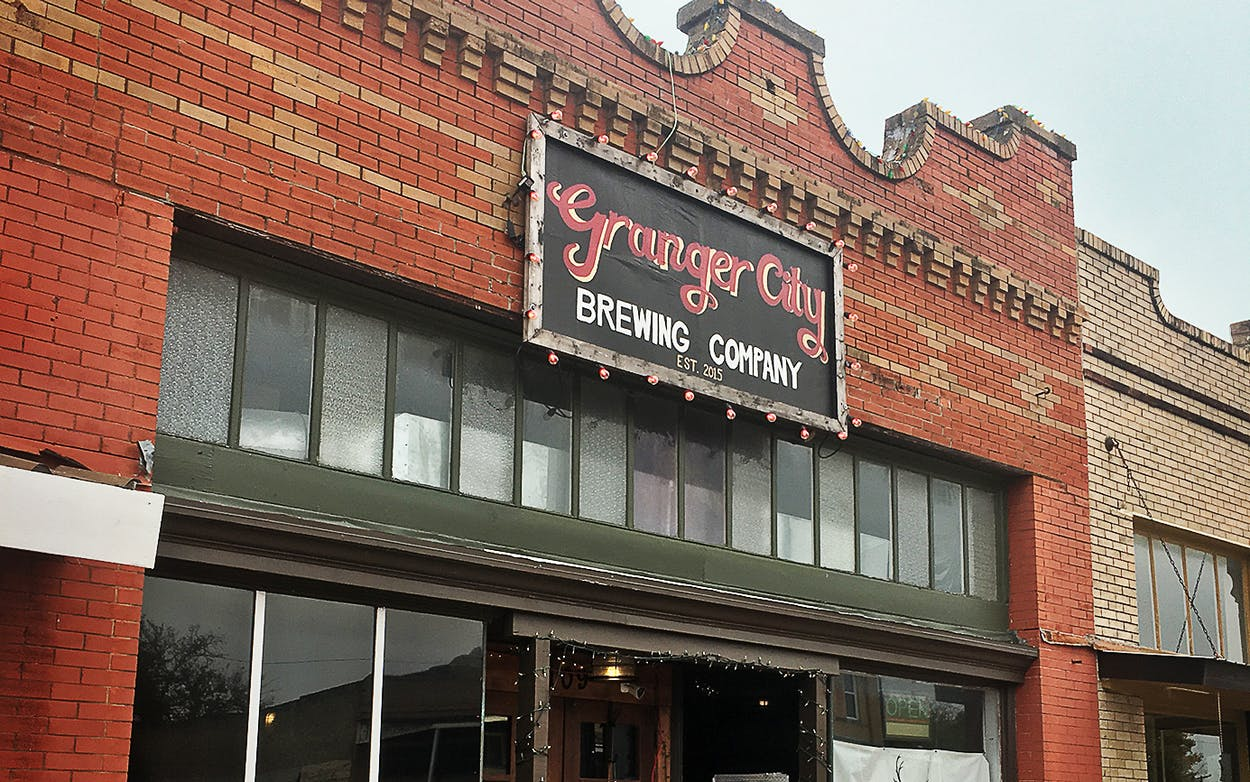 John Mueller in Granger City