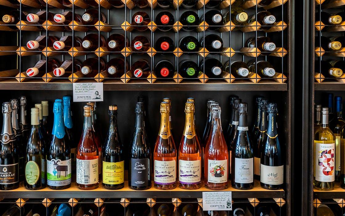 Best wine shops