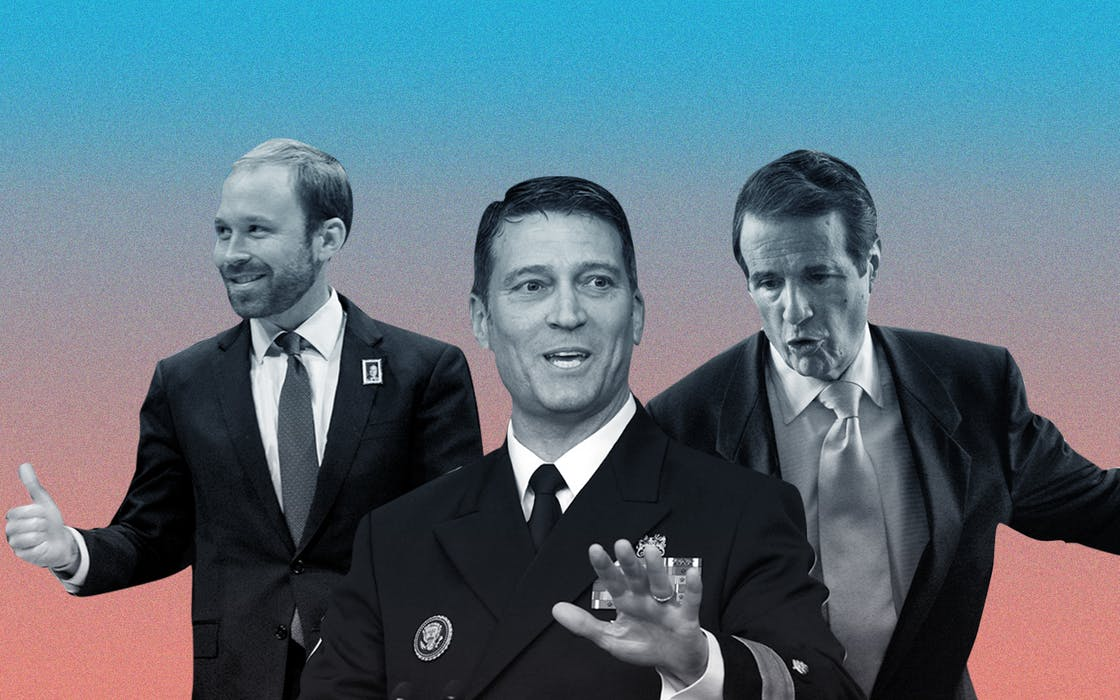 wacky candidates who filed for 2020