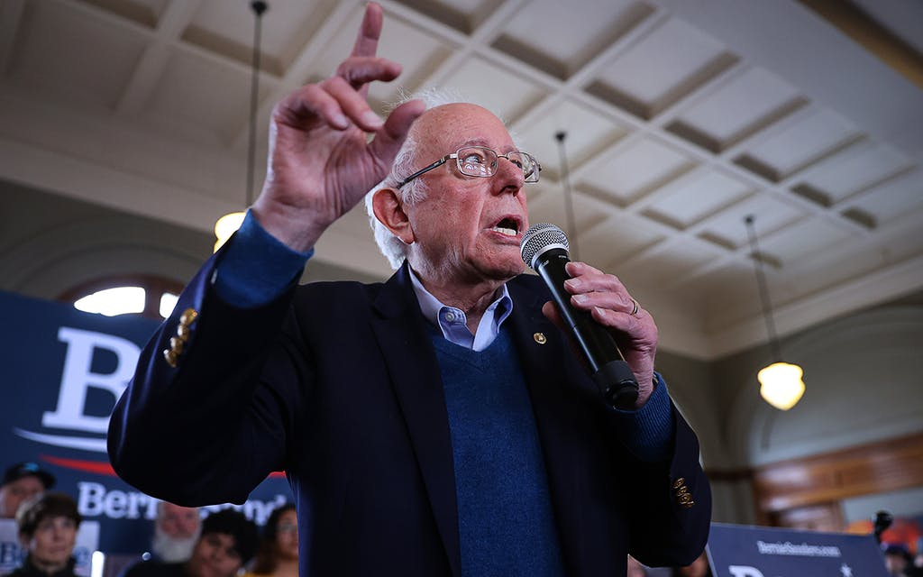 Bernie Sanders Has Closed the Gap With Joe Biden in Texas