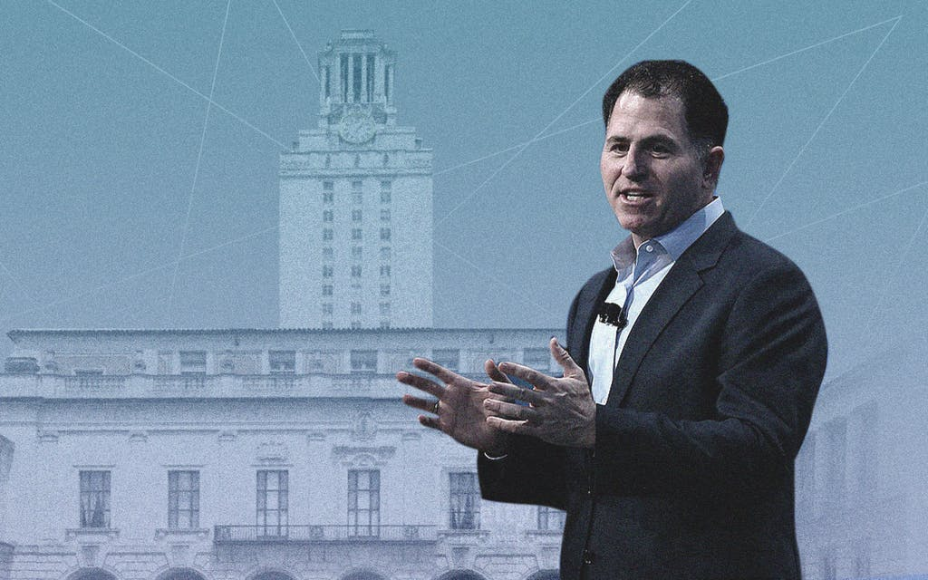 UT-Austin and Dell Announce $100 Million Partnership to Help Low-Income Students Graduate on Time