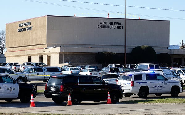 The White Settlement Shooting and When It's Okay to Politicize a Tragedy